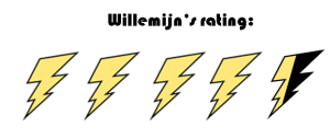 rating 4,5 vd 5 - Willemijn